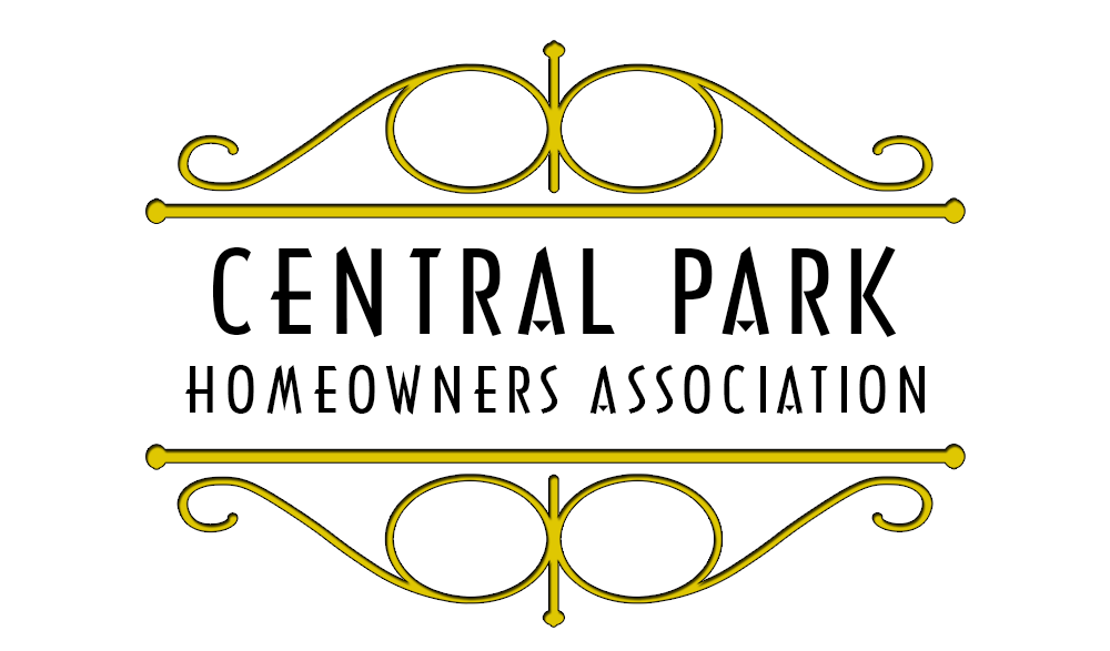 Central Park Homeowner Association Logo